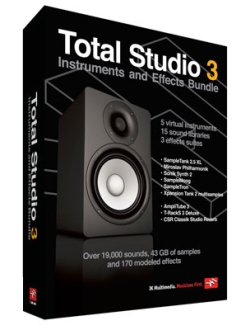 IK Multimedia Total Studio 3 Software