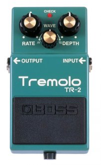 Boss TR-2 Tremolo Pedal