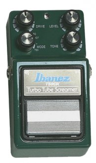 Ibanez TS9DX Turbo Tube Screamer OD