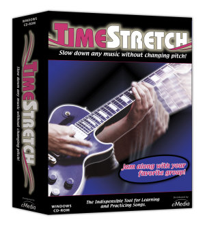 eMedia Time Stretch Software