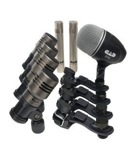 CAD TOURING7 7-Microphone Drum Package