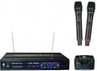 VocoPro UHF-3205 Dual Wireless System