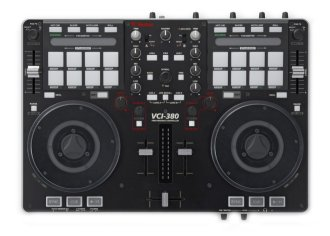 Vestax VCI-380 USB MIDI DJ Controller
