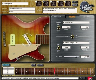 Line 6 Variax Workbench Software