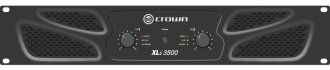 Crown XLI3500 Power Amplifier 1350 Watts
