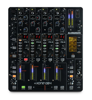 Allen and Heath Xone DB4 DJ Mixer