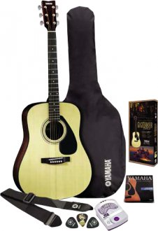 Yamaha Gigmaker Deluxe Acoustic Package