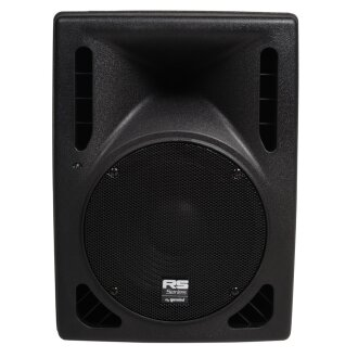 Gemini RS410 Powered PA Speaker, 1x10 in