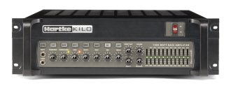 Hartke Kilo 1000 Bass Amplifier Head