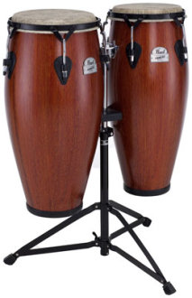 Pearl Primero Conga and Bongos Pak