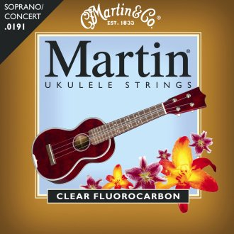 Martin Ukulele Fluorocarbon Strings