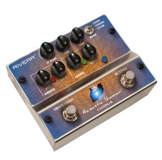 Rivera Acoustic Chorus Shaman Pedal