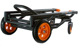 Gruv Gear V-Cart Solo Equipment Cart