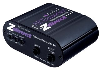 ART Z-Direct Passive DI Box