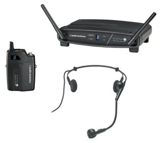 Audio-Technica ATW-1101/H System 10