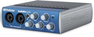 PreSonus AudioBox 22VSL USB Audio