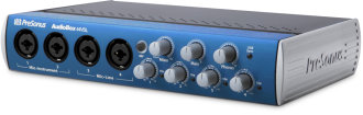 PreSonus AudioBox 44VSL USB Audio