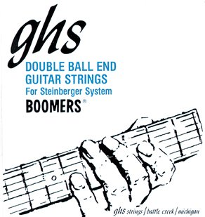 GHS Double Ball End Guitar Strings