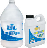Chauvet Bubble Machine Juice