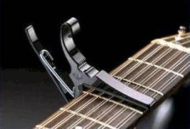 Kyser Quick Change 12-String Guitar Capo