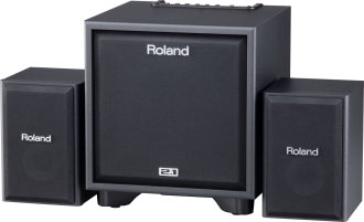 Roland CM110 Cube Monitor Speaker System