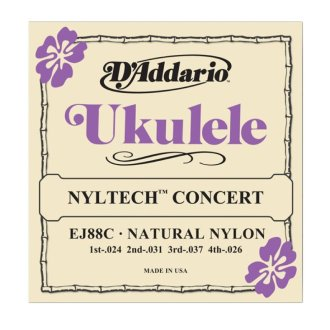 D'Addario Nyltech Ukulele Strings