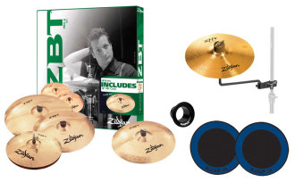 Zildjian ZBT Pro Premium Cymbal Package
