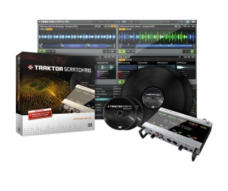 Native Instruments Traktor Scratch Audio