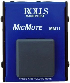 Rolls MM11 MicMute Muting Switch