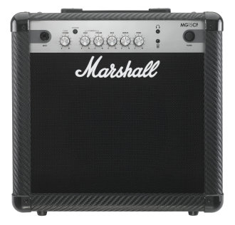 Marshall MG15CF Carbon Fiber Guitar Amp