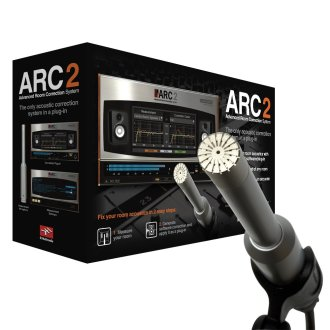 IK Multimedia ARC 2 Correction Software
