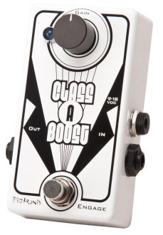 Pigtronix Class A Boost Preamp Pedal
