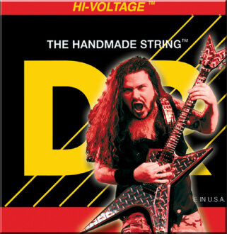 DR DBG10 Hi-Voltage Guitar Strings