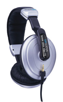Stanton DJ Pro 1000 MKIIS Headphones