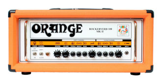 Orange Rockerverb 100 Mark II