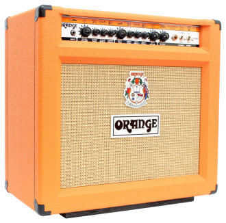 Orange Rockerverb 50 Mark II Combo