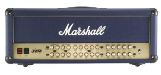 Marshall Joe Satriani JVM410HJSB Head