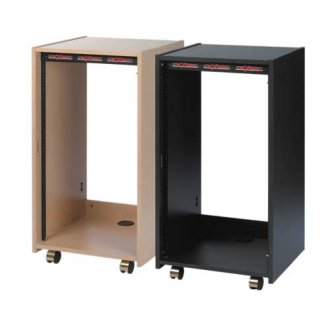 RaXXess ERK20M 20-Space Rack (Maple)