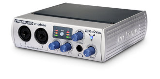 PreSonus FireStudio Mobile FireWire