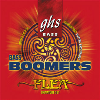GHS M3045F Flea Signature Bass Boomers
