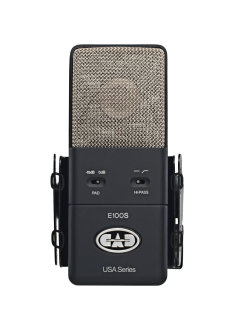 CAD E100S Equitek Condenser Microphone