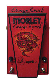 Morley GLW2 George Lynch Dragon 2 Wah