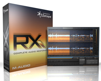 iZotope RX2 Complete Audio Restoration