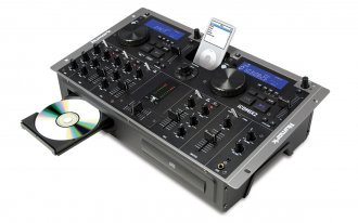 Numark iCDMIX 2 Dual CD System with Dock