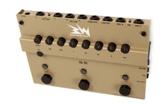 Lehle Acouswitch IQ DI Preamp
