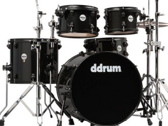 DDrum JMP522 Journeyman Player 22 Drums