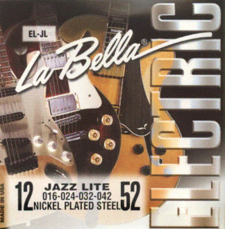 LaBella Nickel Electric Guitar Strings