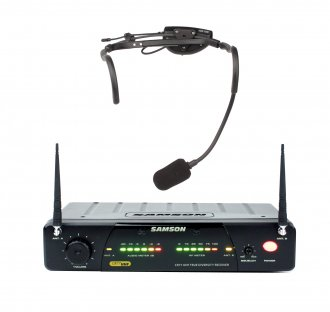 Samson Airline 77 UHF Headset (QV10E)
