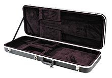 Peavey Molded Electric Guitar Case