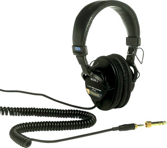 Sony MDR-7506 Foldable Headphones